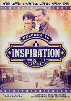 Welcome to Inspiration DVD: Where Hope Begins, Approx. 102 Minutes