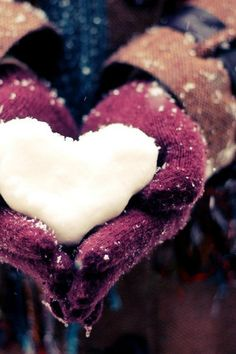 here is my heart. cold enough? snowy love, my heart. Winter Love, Winter Colors, Purple Christmas, Winter Christmas, Christmas Time, Merry Christmas, Winter Photos, Be My Valentine, Tis The Season