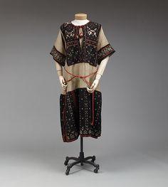 Ensemble Date: 1800–1925 Culture: Macedonian Medium: linen