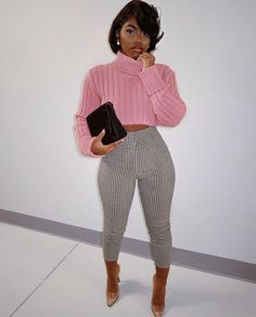 Women's Fashion Tips .Women's Fashion Tips Dope Outfits, Classy Outfits, Stylish Outfits, Fall Outfits, Fashion Outfits, Fashion Tips, Frock Fashion, Fashion 2020, Black Girl Fashion