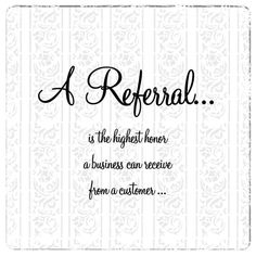 It is often easy to forget to thank those who have helped you in business by offering referrals. Shop for Business Referral Greeting Cards today! Lvl Lashes, Adventure Time, Small Business Quotes, Business Ideas, Craft Business, Hairstylist Quotes, Hairdresser Quotes, Lash Quotes, Real Estate Quotes