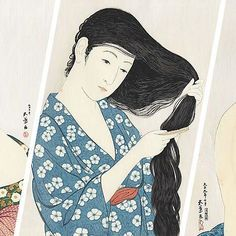 Hashiguchi #Goyo limited edition commemorative #beauty prints, starting at just $59! Any high bid wins! Hurry, #auction ends October 31, 2016.  Click the link in our bio to visit our website, and search for 'Goyo'. #japan #art #japaneseart #beautiful #woodblockprint #japanesewoodblockprint #stunning #gorgeous #tattooinspiration #tattooideas #kimono #fashion #arthistory #antique #ukiyoe #printart  #japaneseculture #japanesetattoo #horimono #irezumi #tattoodesign #tattooart #asianart #sale…