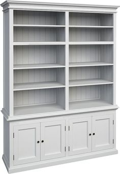 Beachcrest Home Amityville Library Bookcase Living Room Bookcase, Cube Bookcase, Etagere Bookcase, Bookshelves Built In, Bookcases, Gold Etagere, Bookcase Storage, Living Rooms, Adjustable Shelving