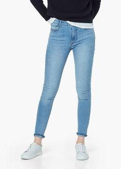 Jeans skinny noa -  Mujer   MANGO