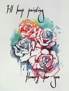 All Time Low- Painting Flowers This is one of my favorite songs by them