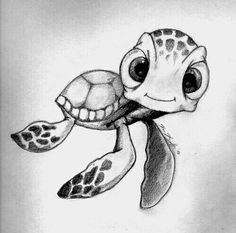 Cute Squirt. I need to draw this sometime