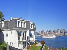 This is What Park Avenue Living Looks Like ... in Weehawken - House of the Day - Curbed National