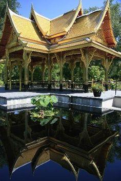 Olbrich Botanical Gardens: Thai Temple