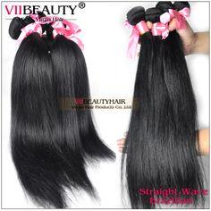 virgin brazilian hair extension silky straight