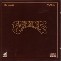 Carpenters - The Singles