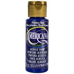 Americana Acrylic Paint 2 oz.