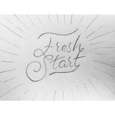 Antonin Boiveau • Antonin + Margaux 365mistakes http://365mistakes.antoninplusmargaux.com • get better every day #365mistakes #getbettereveryday #handmadetype #type #typography #typographie #handmade #graphicdesign #365project #lettering #customlettering #handlettering #letters #typeporn #brush #script #pen #wip