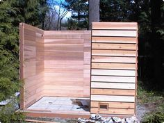 1000 images about sauna on pinterest backyard studio rear view and timber frame homes. Black Bedroom Furniture Sets. Home Design Ideas