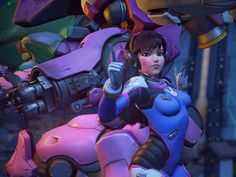 I got: D.Va!! Which Overwatch Character Are You Most Like? PS: Got my Main :)