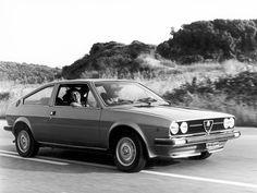 1976-1989 ALFA ROMEO ALFASUD SPRINT