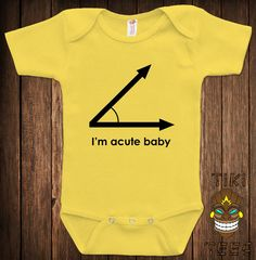 Hey, I found this really awesome Etsy listing at https://www.etsy.com/listing/174186229/im-acute-baby-bodysuit-baby-child-infant