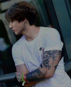 Jungkook Abs, Foto Jungkook, Foto Bts, Jeon Jungkook Hot, Jungkook Fanart, Bts Photo, Taehyung, Estilo Bad Boy, Bts Tattoos