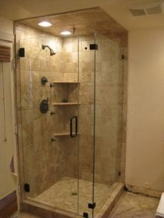 corner shower reno j killough this might work for the bathroom