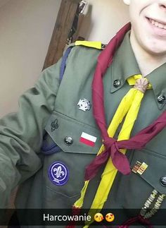Polish Scouting uniform ♡