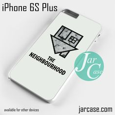 The Neighbourhood Logo YD Phone case for iPhone 6S Plus and other iPhone devices