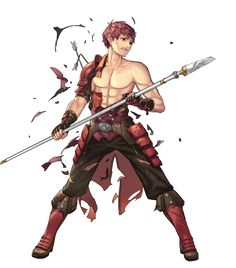 Husbandos need to catch up to all these leg and tights! Here's my attempt at fixing Lukas' injured art taking a page out of ???'s book. NSFW : FireEmblemHeroes