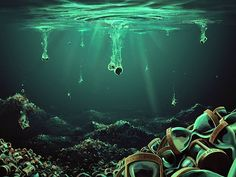 Digital Paintings by Cyril Rolando❤️
