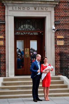 Royal baby number 3: In pictures - HarpersBAZAARUK