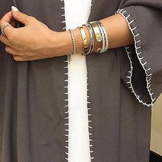 All new @epiphany.dubai abayas available in store #mydubai