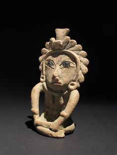 Remojadas Veracruz Seated Figure