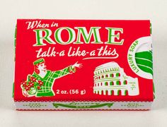 when in rome soap