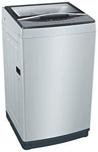 Bosch Kg Fully-Automatic Top Loading Washing Machine price in india grey) - India Smart Price Washing Machine Price, Bosch Washing Machine, Samsung Washing Machine, Smart Home Appliances, Tub Cleaner, Indian Homes, Shopping Hacks, Online Shopping, Washing Clothes
