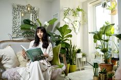 Long work hours, small living spaces and no pet rules have moved many to exercise their green thumbs.