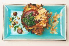 Recept: vegetarische Japanse pancakes (okonomiyaki) met palmkool