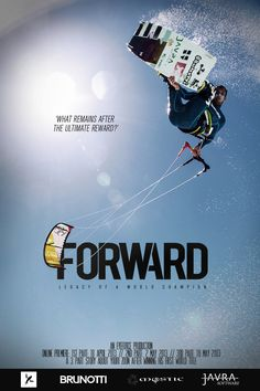World Champion Kite Barding Youri Zoon and EyEFORcE productions present SETBACK the first episode of FORWARD sponsored by Javra Software