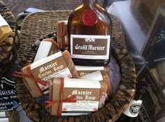 MARNIER COURDON ROUGE Luxury Soap made with Grand by ZellaJoSoapCo