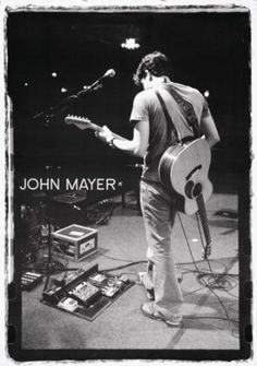 John Mayer is probably one of the most underrated guitarist in the world. I would love to be able to play like him.