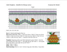 Smocked Pumpkins Bishop_ by Creations by Michie.  Very sweet free design!