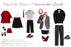 What to Wear- November 2011 » Corina Nielsen Photography & Designs Blog
