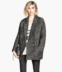 Hm- oversize coat
