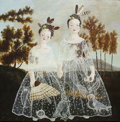 Anne Siems: Paintings.. Love this. Go and look at the site for more beauty.