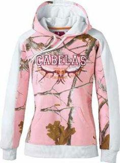 Cabelas pink realtree camo