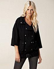 Samy Blazer - Vero Moda - Black - Jackets and coats - Clothing - NELLY.COM UK $68
