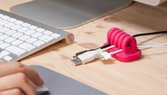 Purchase Cordies Cable Organizer by Quirky from Quirky on OpenSky. Share and compare all Electronics.