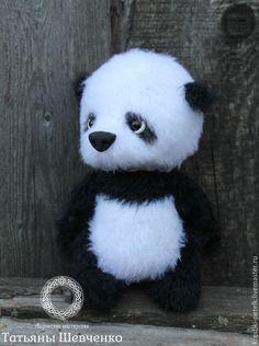 New Crochet Amigurumi Panda 23 Ideas Crochet Panda, Crochet Bear, Crochet Baby Hats, Baby Blanket Crochet, Crochet Dolls, Amigurumi Doll Pattern, Crochet Amigurumi Free Patterns, Amigurumi Toys, Felt Animals