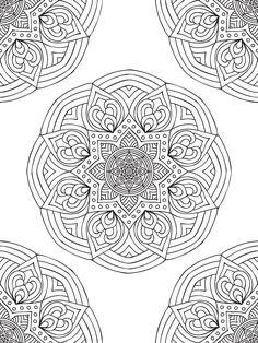 Mindfulness Mandalas Nº1 by MTC Edições - issuu