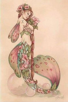 MERMAID # 7993