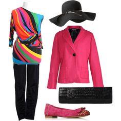Color - Plus Size Fashion
