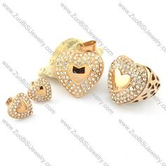 Girls are the unique creation of God & jewelry makes them complete... Collect your best stainless seteel jewelries from #zuobisijewelry. Feel free to visit us and grab your best choice Jewelry at best price.