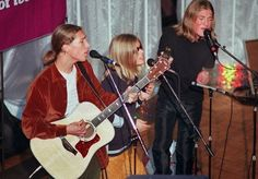Nearly 20 years after 'MMMBop' the boys of Hanson are all grown up