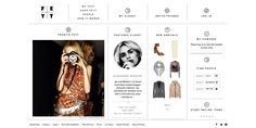 15 elegant clothing & accessories websites